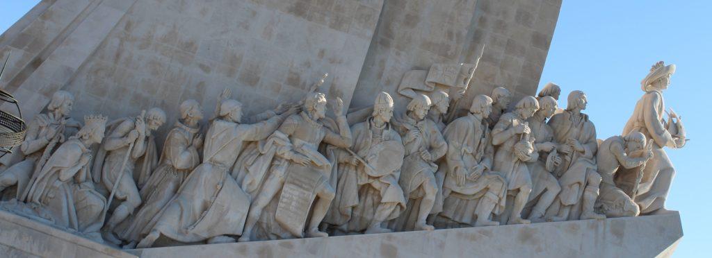Lizbona atrakcje - Pomnik Odkrywców