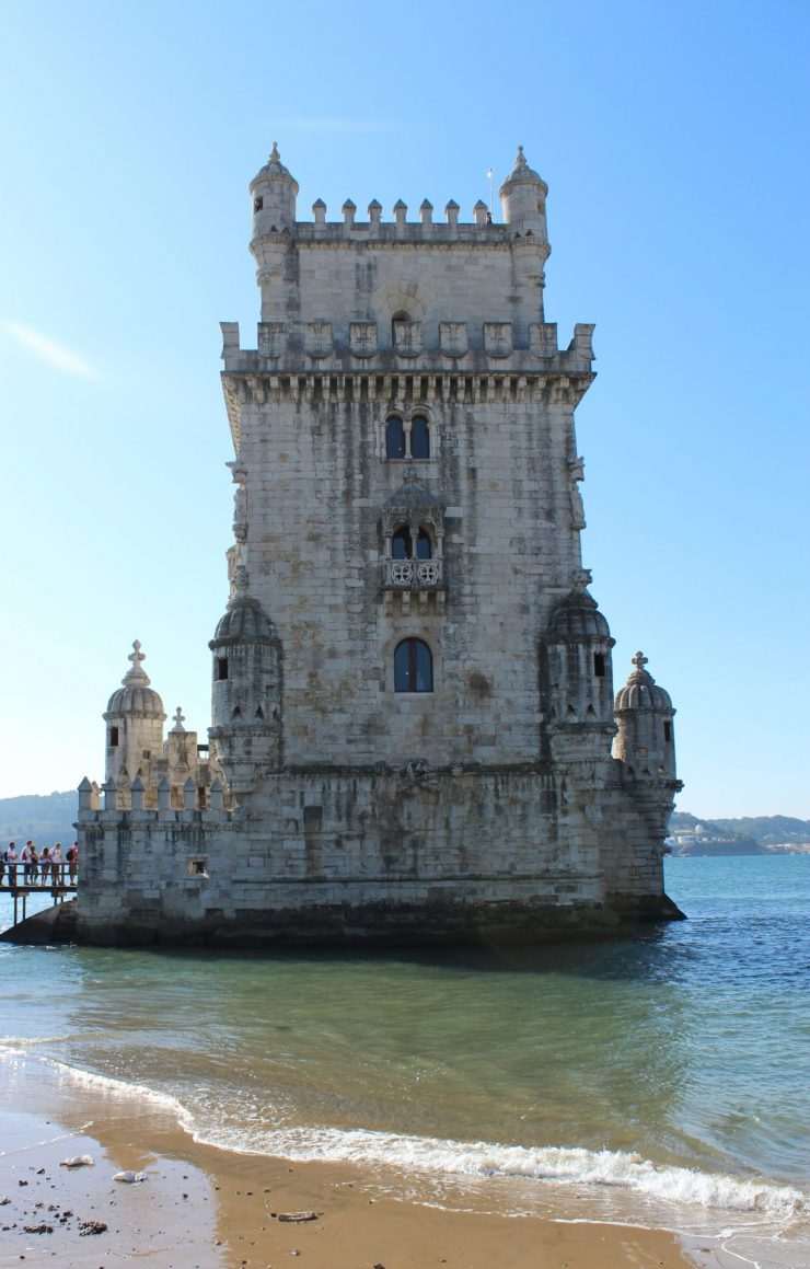 Lizbona atrakcje - Torre de Belem
