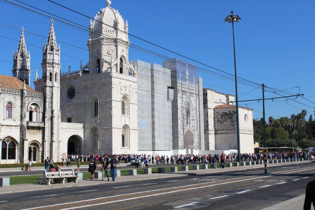 Lizbona atrakcje - Klasztor Hieronimitów