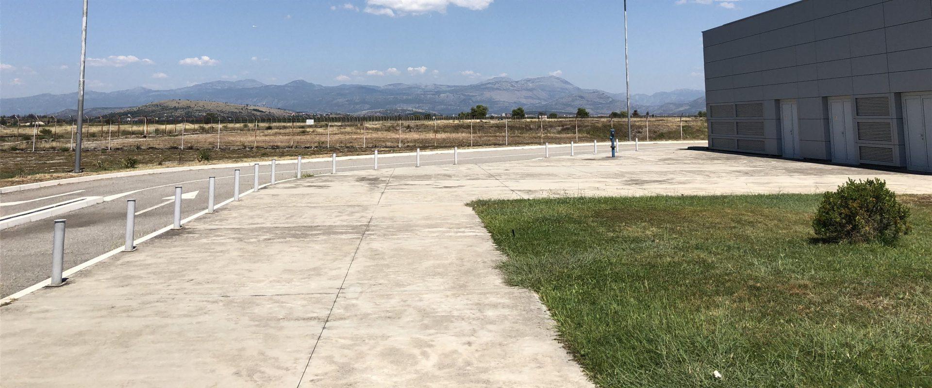 Lotnisko Podgorica